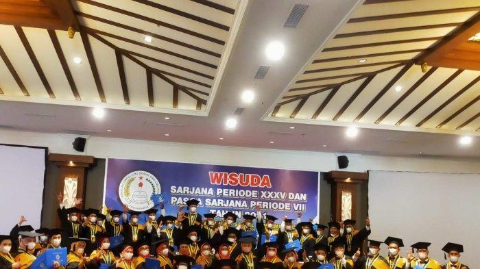 STISIP Kartika Bangsa Yogyakarta Meluluskan 63 Mahasiswa, Ketua Sekolah Harap Bisa Atasi Pandemi