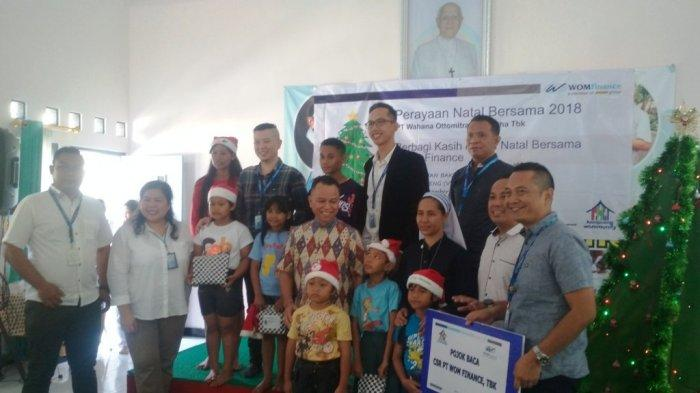 WOM Finance Yogyakarta Targetkan Pertumbuhan 30 Persen di 2019