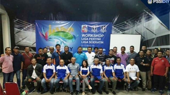 PSIM vs PSS Jumpa di Semifinal Piala Soeratin U-15 DIY, Venue Pertandingan Urung Ada Kepastian