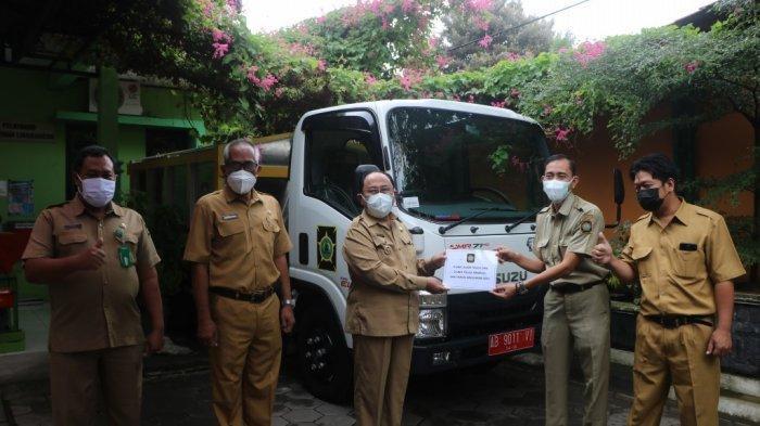 Wujudkan Kawasan Bebas Sampah pada 2025, Pemkab Kulon Progo Hibahkan Sarpras Pengelolaan Sampah