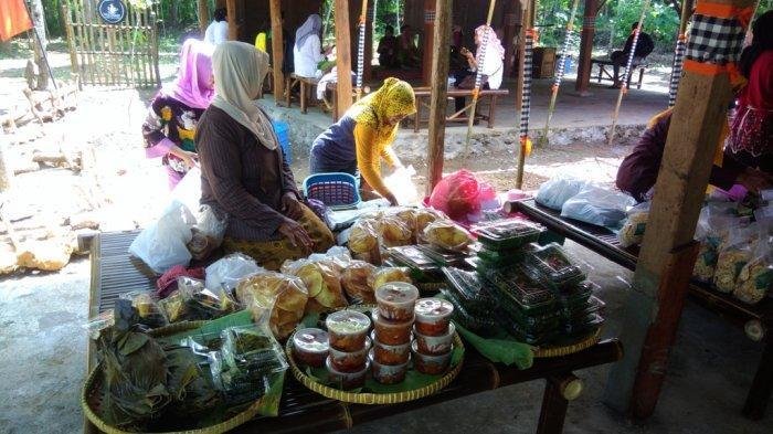 Wulenpari dan Pasar Sopo Aruh, Wadah Tegur Sapa Warga Gunungkidul dan Wisatawan