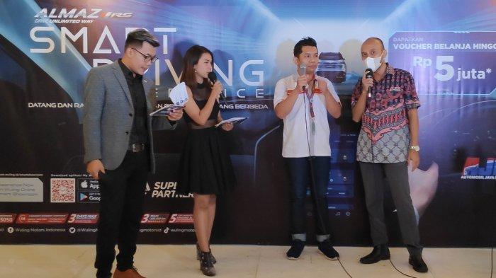 Wuling Experience Weekend Tawarkan Varian Cortez dan Almaz yang Punya Teknologi Canggih