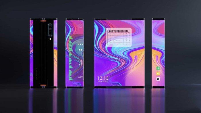 Oppo A74 5G Punya RAM 6GB, HP Baru Layar Lipat Xiaomi Mi MIX Rilis Akhir Maret 2021