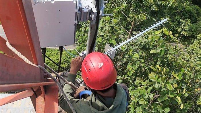 XL Axiata - Huawei Implementasikan Solusi Broadband untuk Bangun Jaringan 4G di Area Terpencil
