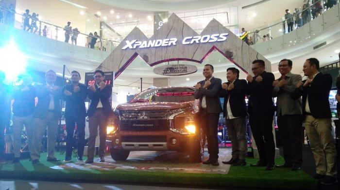 XPANDER Cross Hadir di Yogyakarta