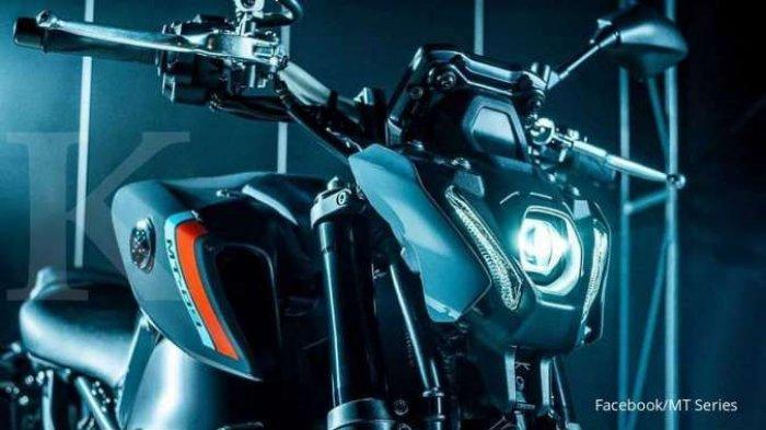 Wujud Yamaha MT-09 2021 Kira Kira Begini , Bakal Dirilis Tahun 2021