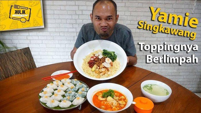 Yamie Singkawang di Jogja, Buat Kamu yang Pengen Jajal Kuliner Khas Pontianak
