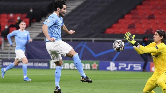 Link Streaming Siaran Langsung Liga Champions Manchester City vs Borussia Dortmund