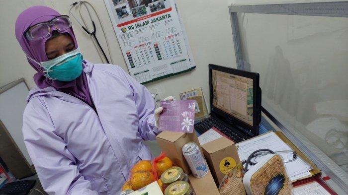 Yayasan AHM Berdayakan UKM untuk Tingkatkan Imun Nakes