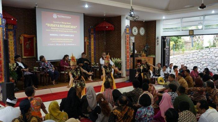 Yayasan Anand Ashram Gelar Sarasehan Warga Bumi