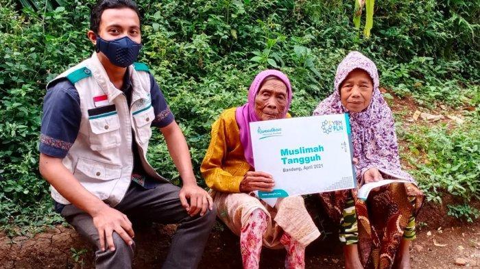 Ramadhan Berbagi, YBM PLN UIP JBT Berikan Santunan untuk Yatim Dhuafa