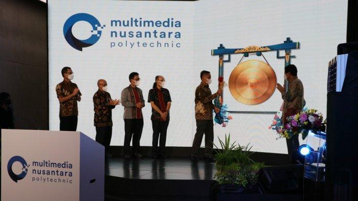 Yayasan Multimedia Nusantara Resmikan Multimedia Nusantara Polytechnic