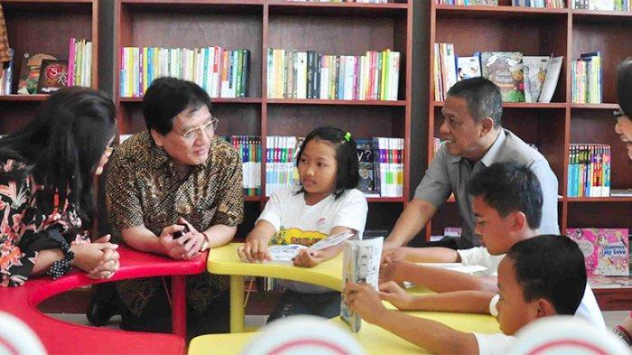 Yayasan Pendidikan Astra - Michael D. Ruslim