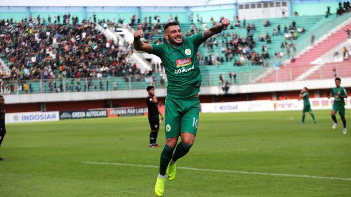 Yevhen Bokhashvili Diincar Persib Bandung, Sang Pemain Ingin Segera Ada Kejelasan dari Manajemen PSS