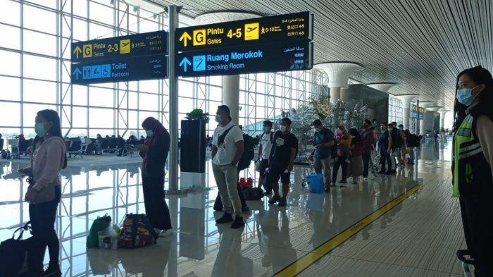 Jumlah Penumpang di Bandara YIA Masih Tergolong Landai