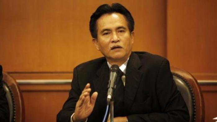 Dipimpin Yusril Ihza Mahendra, Berikut Daftar Tim Hukum Jokowi-Ma'ruf Amin Hadapi Gugatan Pilpres