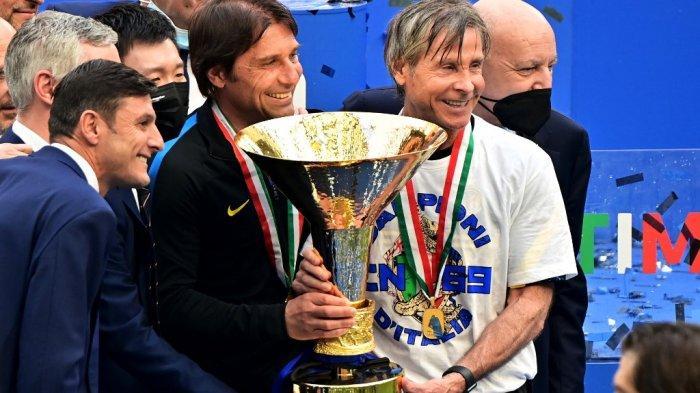 INTER MILAN: Inilah Kunci Utama Nerazzurri Juara Serie A dan Keraguan Conte ke Spurs