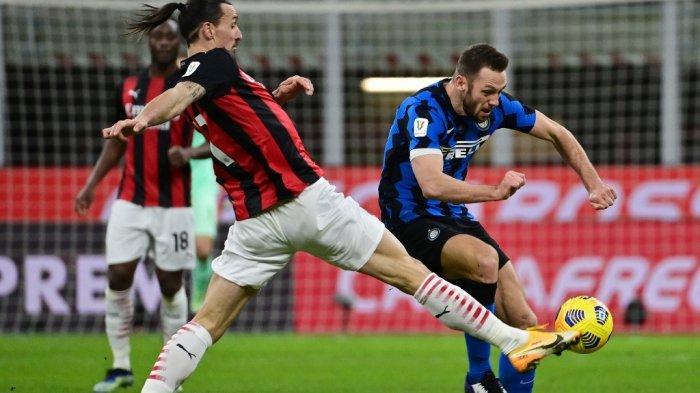 INTER MILAN: Cara Conte Bungkam Ibrahimovic di Derby Milan