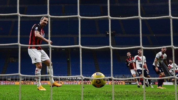 Berita AC Milan: Zlatan Ibrahimovic Kembali, Siap Main Lawan Verona