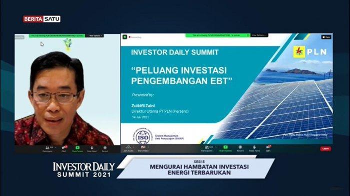 PLN Dorong Peningkatan Konsumsi Listrik Menuju Era Energi Bersih