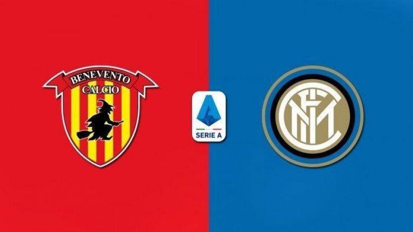 Jadwal Siaran Langsung Benevento Vs Inter Milan Liga Italia Tayang Live Streaming Bein Sports 2 Tribun Jogja