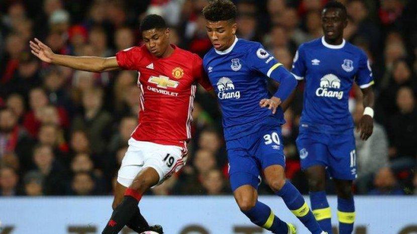 Link Live Streaming Everton Vs Manchester United Mu Malam Ini Di Mola Tv Tribun Jogja