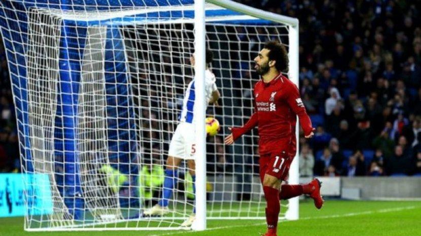 Liverpool Vs Brighton Prediksi Skor Formasi Line Up H2h Link Live Streaming Di Tv Liga Inggris Tribun Jogja