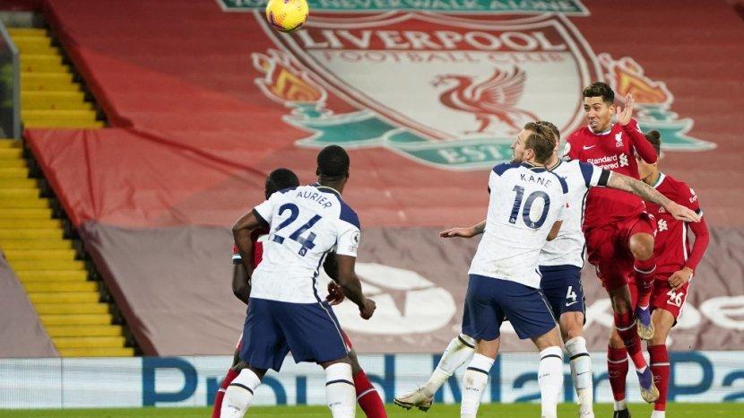 Liverpool 2 1 Tottenham Rating Pemain The Reds Dan Spurs Firmino Motm Tribun Jogja