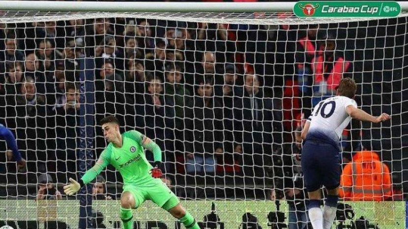Live Streaming Tottenham Hotspur Vs Chelsea Siaran Langsung Piala Liga Inggris Tribun Jogja