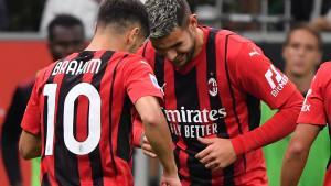 Persaingan INTER MILAN dan AC Milan di Klasemen Liga Italia, Rating Pemain Rossoneri