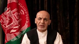 Mantan Presiden Afghanistan Muncul ke Publik, Jelaskan Alasan Kenapa Lari dari Negaranya