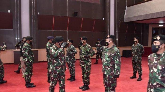 25 Perwira TNI Naik Pangkat, Termasuk Jenderal Pengawal Jokowi, Punya Karir Mentereng di Kopassus