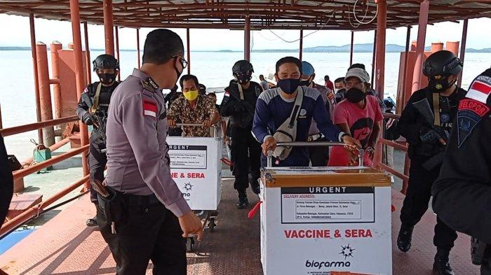 815 Nakes RSUD Nunukan Bakal Disuntik Vaksin Corona Sinovac, dr Dulman: Kami Siapkan 15 Vaksinator