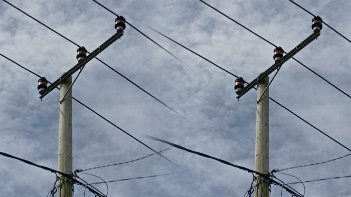 ILUSTRASI 55 Desa di Krayan Nunukan belum dialiri listrik. (TRIBUNKALTARA.COM/FELIS)