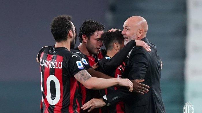 Juventus Tak Berdaya, Dipermalukan AC Milan di Liga Italia, Terancam Jadi Penonton Liga Champions