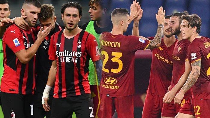 Mourinho dan Ibrahimovic Gemilang, AS Roma, AC Milan, Napoli Raih Hasil Sempurna, Juventus Terpuruk
