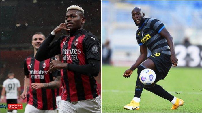Hasil dan Klasemen Liga Italia, AC Milan Semakin Moncer di Serie A, Inter Milan Tertahan