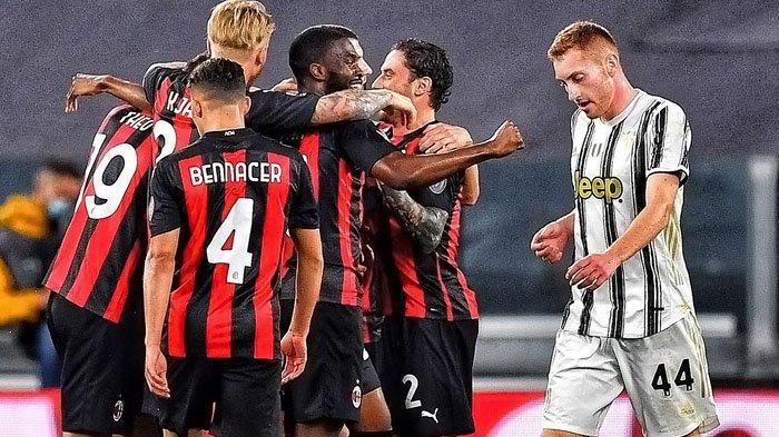 Klasemen Liga Italia, Juventus Merana Terancam Gagal ke Liga Champions, AC Milan Buntuti Atalanta