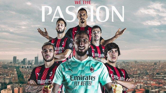 Capolista Liga Italia, AC Milan Kirim Sinyal Bahaya ke Juventus Usai Pecundangi Inter Milan