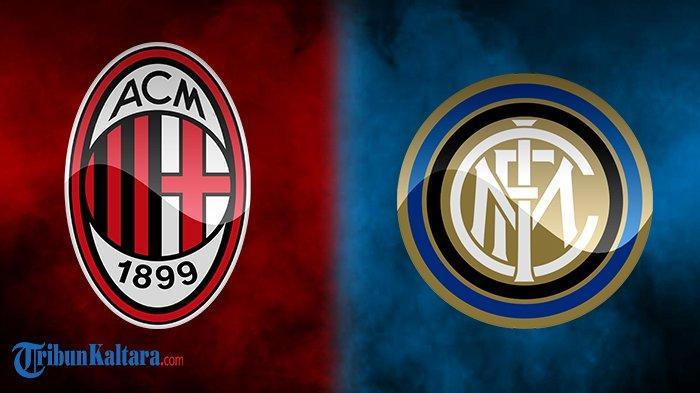 Ibrahimovic dan Calhanoglu Hadapi Lukaku dan Lautaro, Susunan Pemain AC Milan vs Inter Milan