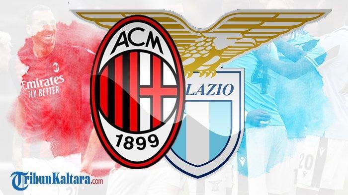 Live Streaming AC Milan vs Lazio di Liga Italia, Ibrahimovic Bisa Tampil, Kans Gusur Inter Milan