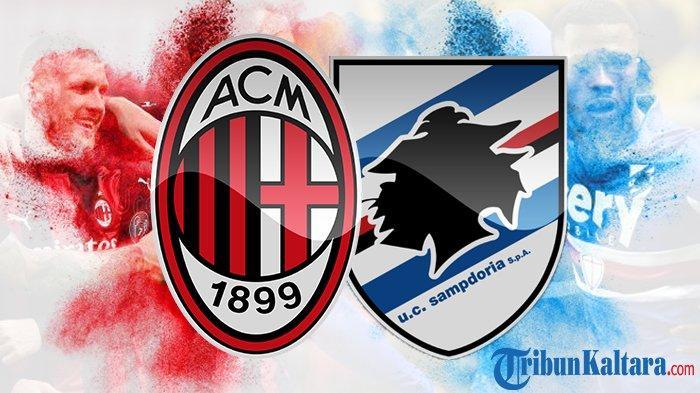 Link Live Streaming AC Milan vs Sampdoria, Liga Italia Tayang di beIN Sports Pukul 17.30 Wib
