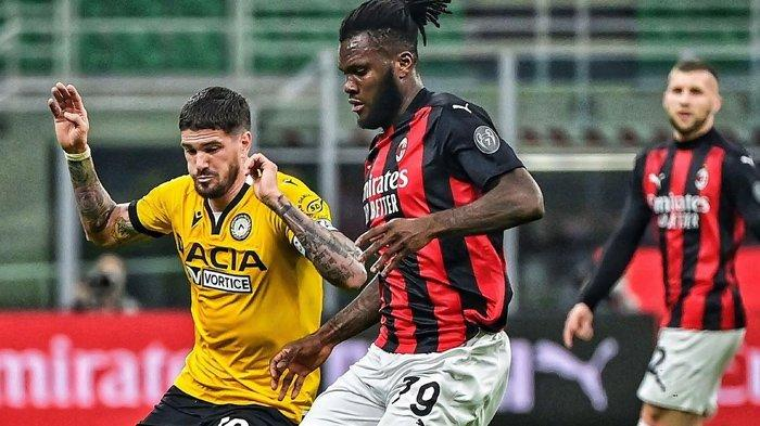 Hasil Liga Italia Serie A, AC Milan Nyaris Kehilangan Poin, Peluang Inter Milan Keluar dari Tekanan