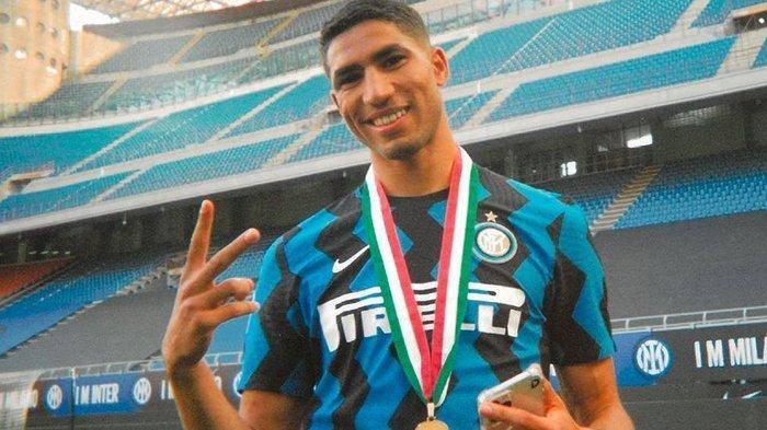 Hakimi Menuju PSG, Inter Milan Bidik Wingback Lincah Milik Arsenal, Chelsea hingga Lazio