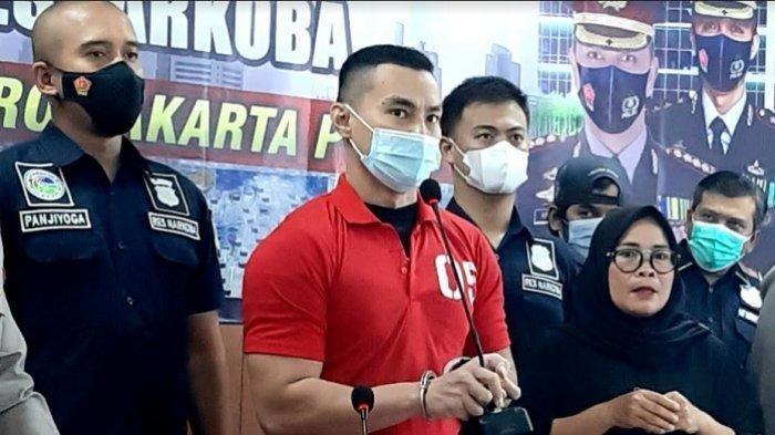 Dua Kali Terciduk Atas Kasus Narkoba, Aktor FTV Agung Saga Terisak: Saya Menyesal dan Ingin Sembuh