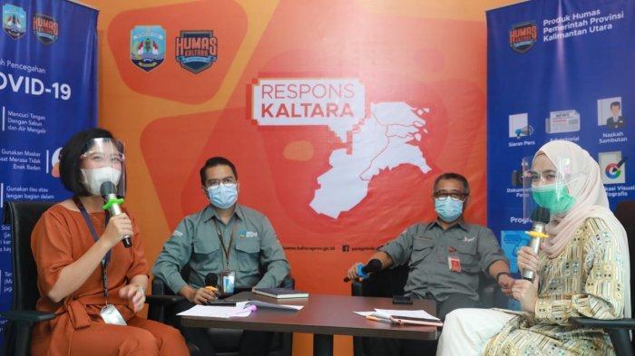 Vaksin Corona Sinovac Tiba di Kaltara, Tenaga Kesehatan Terdaftar Tahap Pertama Sebanyak 7.806 Orang