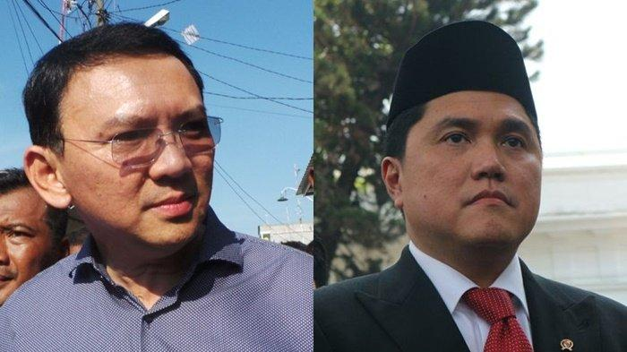Bongkar Bobrok Pertamina, Menteri BUMN Erick Thohir Tegaskan Posisi dan Peran Ahok