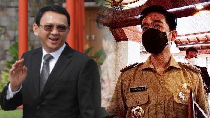 Malam-malam Ahok Temui Gibran di Solo, Kenang Pertemuan dengan Jokowi Sebelum Pilgub DKI, Ada Apa?