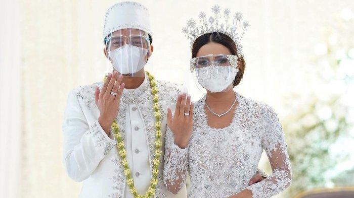 Sebulan Menikah dengan Atta, Aurel Umumkan Dirinya Positif Hamil, Putri Anang Banjir Ucapan Selamat