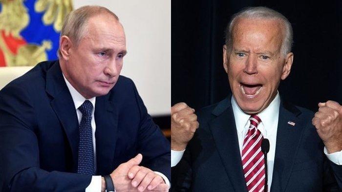 Masalah Nuklir & Ukraina? TERBONGKAR Alasan Vladimir Putin tak Akui Joe Biden Sebagai Presiden AS
